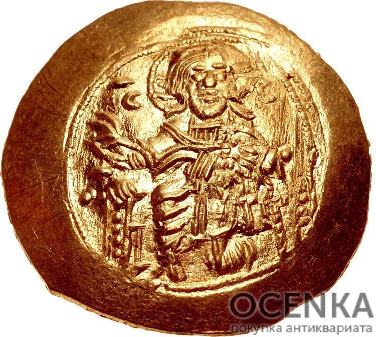 Золотой иперпир Византии, Иоанн III Дука Ватац, 1222-1254 год