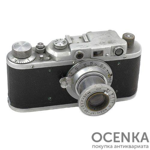 Фотоаппарат Зоркий КМЗ 1948-1956 год