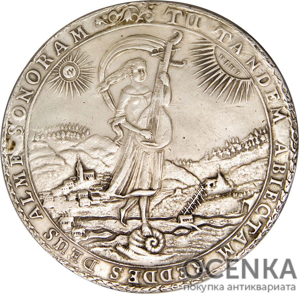Серебряная монета 3 Талера (3 Thaler) Германия - 6