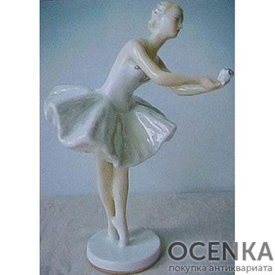 Статуэтка ЛФЗИ Балерина - 2