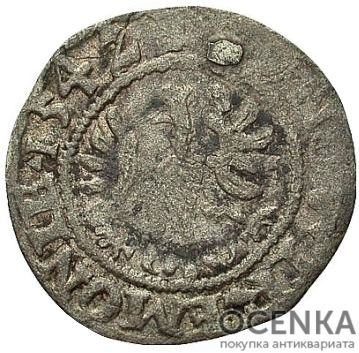 Серебряная монета 3 Пфеннига (3 Pfennig) Германия - 3