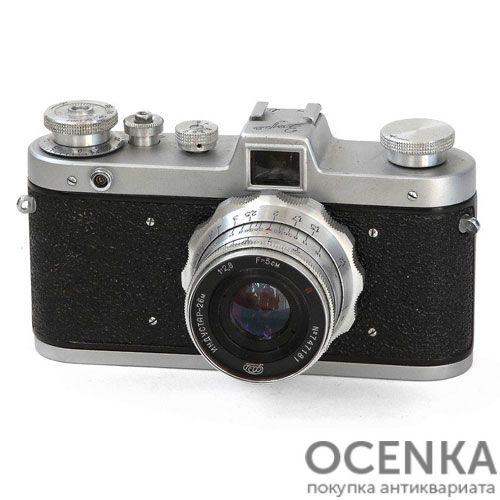 Фотоаппарат ФЭД-2 Заря 1959-1961 год
