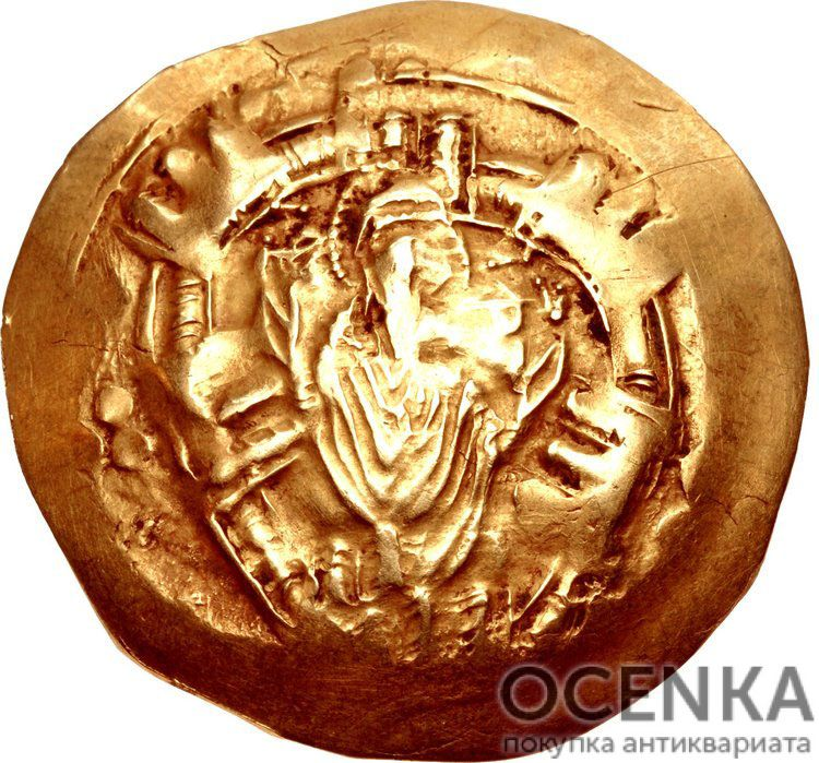 Золотой иперпир Византии, Михаил VIII Палеолог, 1261-1282 год