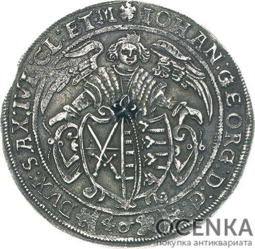 Серебряная монета 40 Грошей (40 Groschen) Германия - 5