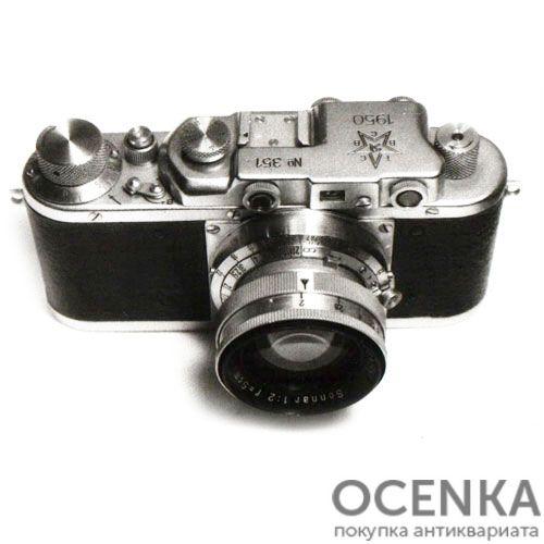 Фотоаппарат ВТСВС (ТСВВС) 1950-1956 год