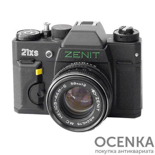 Фотоаппарат Зенит-21XS БелОМО 1990-е годы