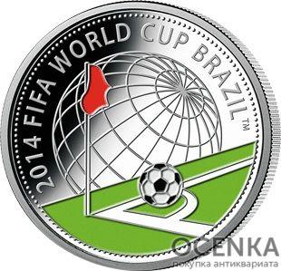 Серебряная монета 10 Рублей Белоруссии - 5