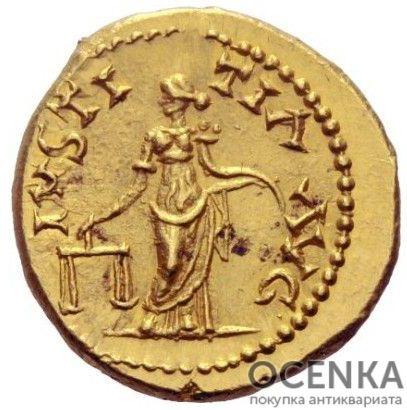 Золотой ауреус, Гай Песценний Нигер, 193-194 год - 1