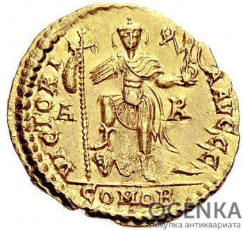 Золотой солид, Флавий Юлий Валерий Майориан, 457-461 год - 1