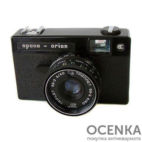 Фотоаппарат Орион-ЕЕ БелОМО 1978-1983 год