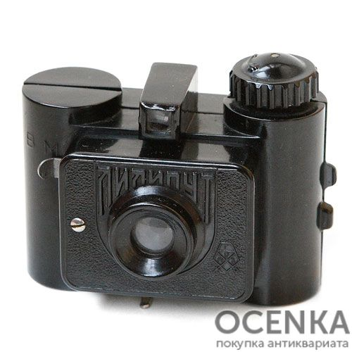 Фотоаппарат Лилипут ГОМЗ 1937-1940 год