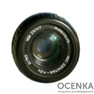 Объектив Зенитар-К2s 2.0/50 мм