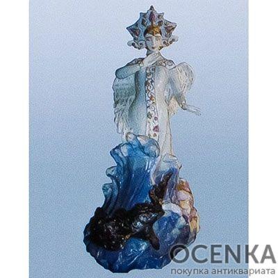 Статуэтка Царевна-Лебедь с коршуном