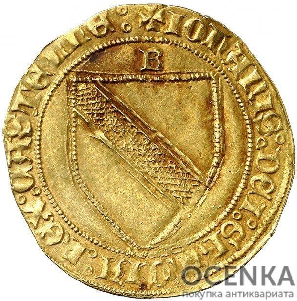 Золотая монета 1 Добла (1 Dobla) Испания - 7