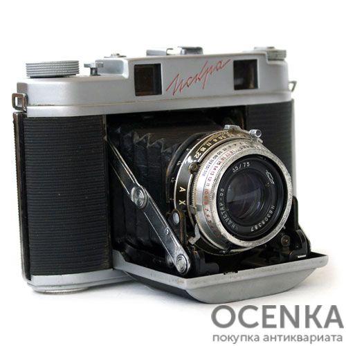 Фотоаппарат Искра КМЗ 1961-1963 год
