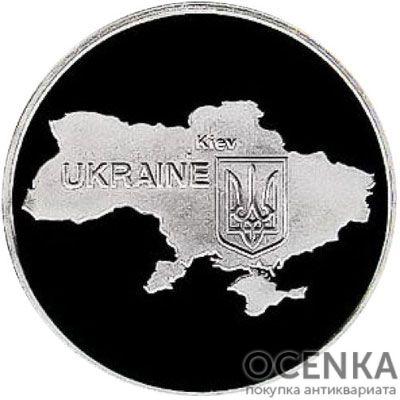 Медаль НБУ Професиональные виды единоборств 2000-2002 год