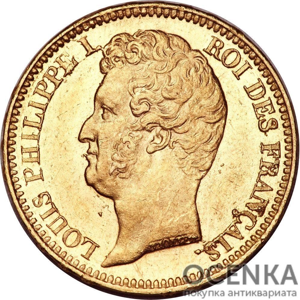 Золотая монета 20 Франков (20 Francs) Франция - 7