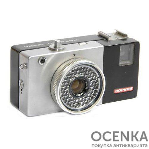 Фотоаппарат Зоркий-12 КМЗ 1967-1968 год