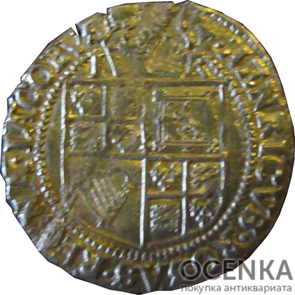 Золотая монета 1 Crown (крона) Великобритания - 7