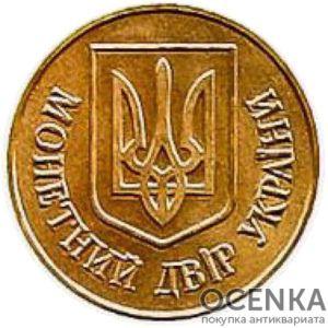 Памятная настольная медаль Проба австралийского оборудования на Киевском монетном дворе 1998 год
