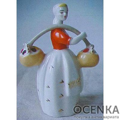 Статуэтка Девушка с коромыслом