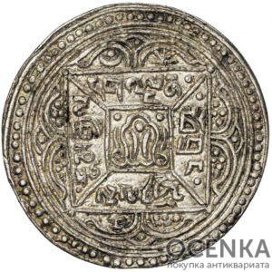 Серебряная монета 1 Тангка (1 Tangka) Китай
