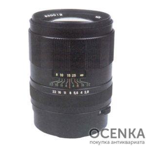 Объектив Зенитар-К 2.8/135 мм