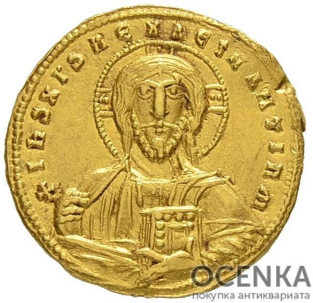 Золотой гистаменон Византии, Иоанн I Цимисхий, 969-976 год