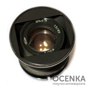 Объектив Эра 4-Т 1.5/85 мм