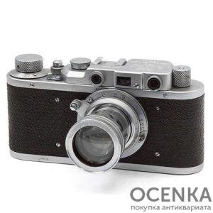Фотоаппарат Командирский ФЭД-С 1938-1941 год