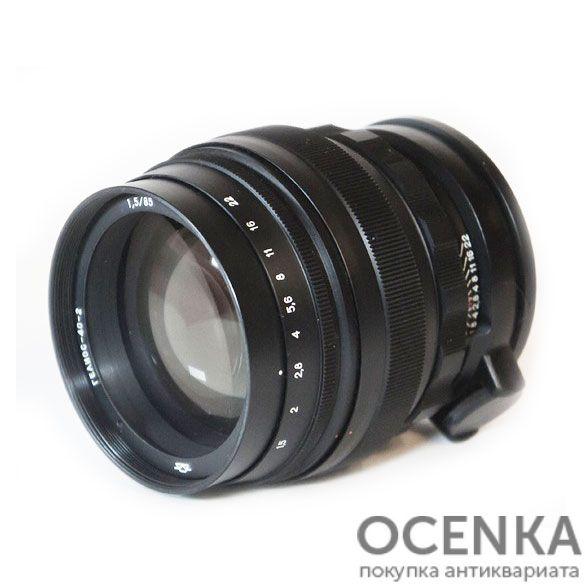 Объектив Гелиос-40-2, 1.5/85 мм
