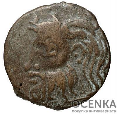 Медная монета Обол Северного Причерноморья - 1