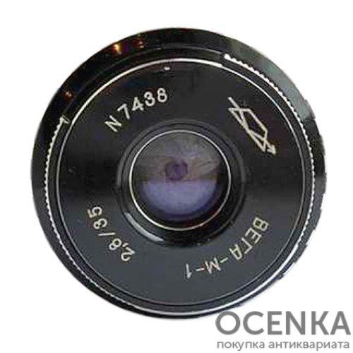 Объектив Вега-М1, 2.8/35 мм