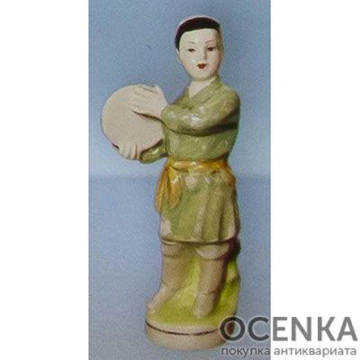 Статуэтка Узбекский мальчик