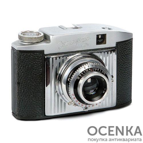 Фотоаппарат Эстафета ММЗ 1958-1961 год