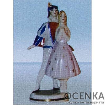 Статуэтка Принц и принцесса