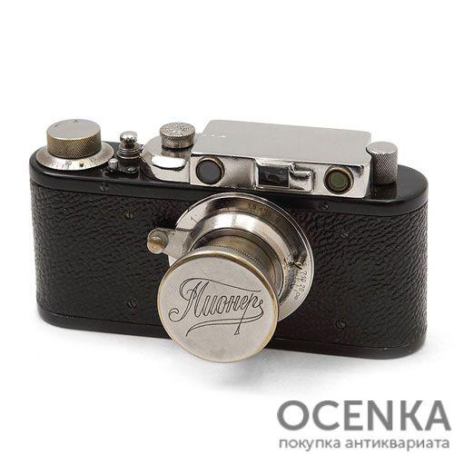 Фотоаппарат Пионер (ВООМП) 1933-1935 год