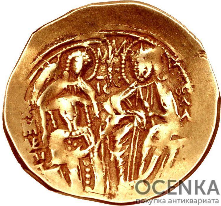 Золотой иперпир Византии, Михаил VIII Палеолог, 1261-1282 год - 1