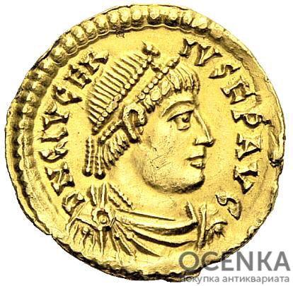 Золотой солид, Флавий Глицерий, 473-474 год