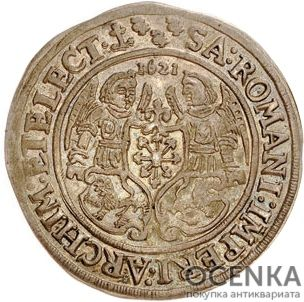 Серебряная монета 20 Грошей (20 Groschen) Германия