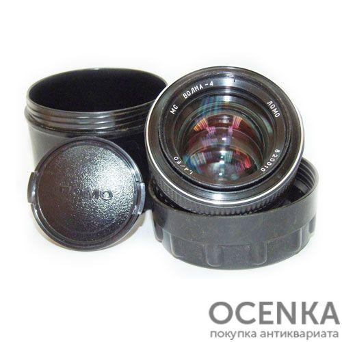 Объектив Волна-4, 1.4/50 мм