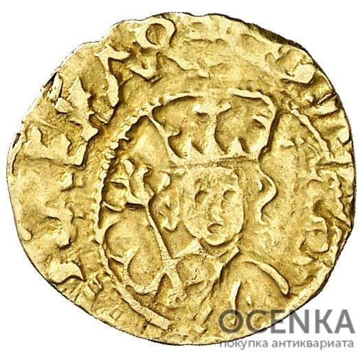 Золотая монета ¼ Пасифико (¼ Pacifico) Испания - 3
