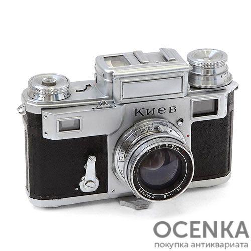 Фотоаппарат Киев-3 Арсенал 1952-1955 год
