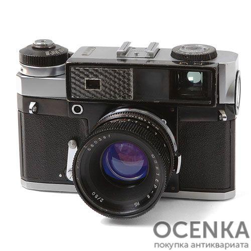 Фотоаппарат Киев-5 Арсенал 1968-1973 год