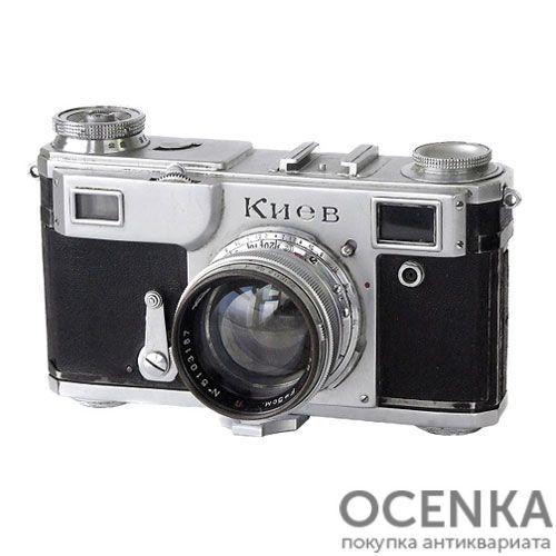 Фотоаппарат Киев-2А Арсенал 1956-1958 год