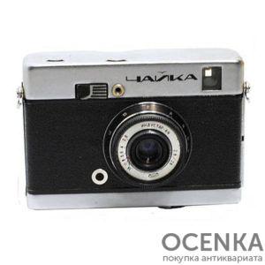 Фотоаппарат Чайка БелОМО 1965-1967 год