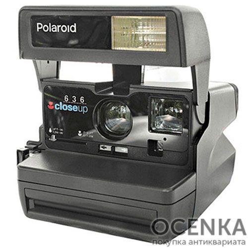Фотоаппарат Полароид (Polaroid) 1989-1990-е годы