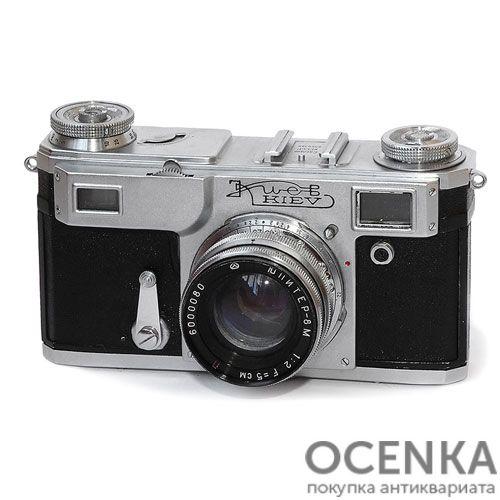 Фотоаппарат Киев-4А Арсенал 1958-1980 год