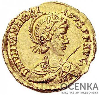 Золотой солид, Флавий Юлий Валерий Майориан, 457-461 год