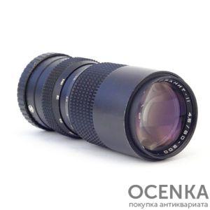 Телеобъектив Гранит-11 4.5/80-200 мм